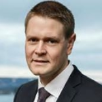 Harald Solberg (CEO of Norwegian Shipowner Association)